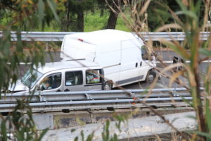 incidente mortale lungo A14