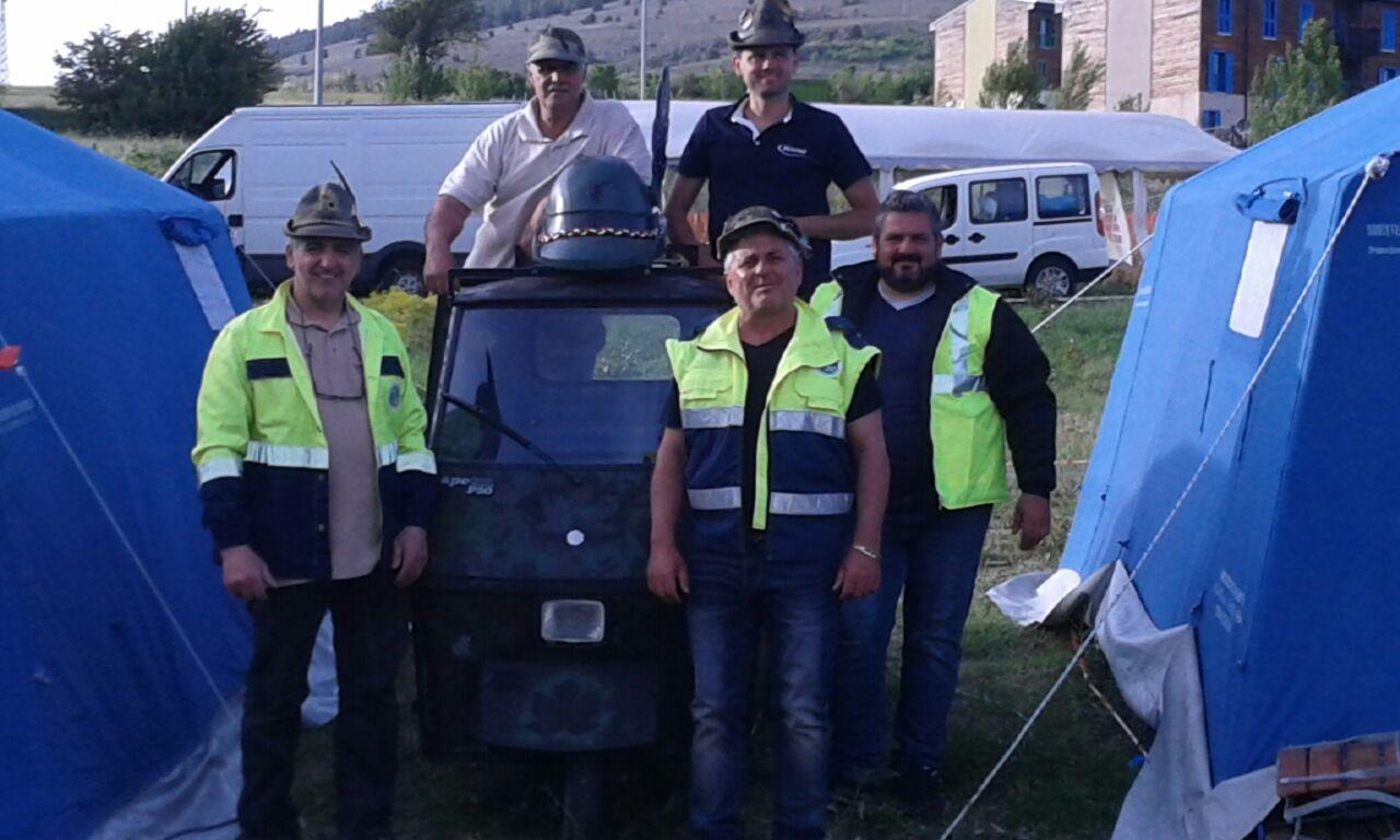 Adunata Alpini L'Aquila, gruppo di Ateleta (9)