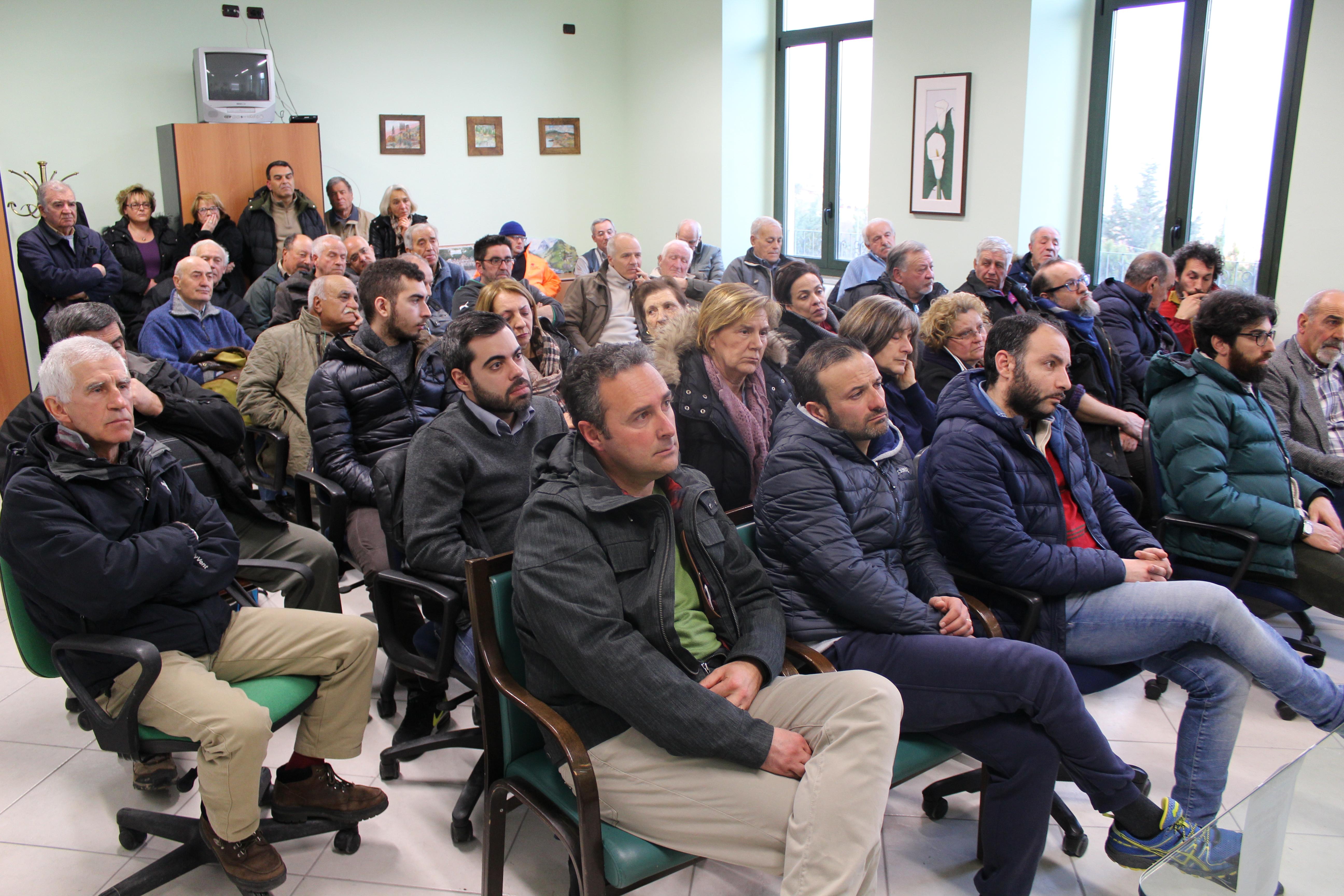 Statale 17 e territorio: cittadini e comitati riuniti per discutere di un progetto alternativo