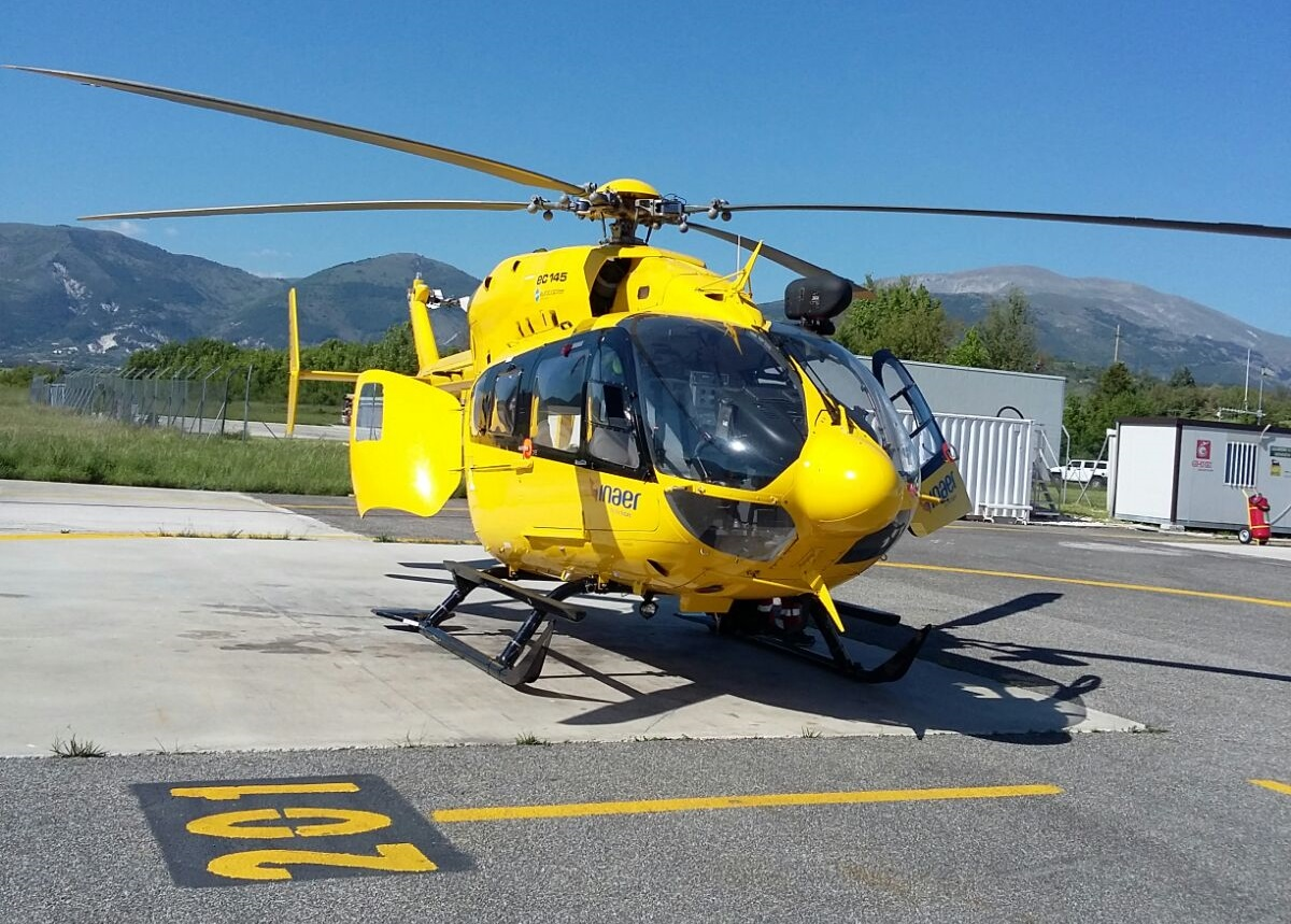 Elicottero 118 : Sanità intesa regioni sicilia e lombardia per potenziare