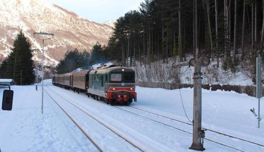 Transiberiana Dabruzzo Calendario 2020.Transiberiana D Italia Torna L Affascinante Viaggio Sulle