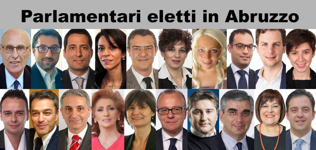 Elezioni ecco l esercito dei parlamentari eletti in for Ripartizione seggi camera