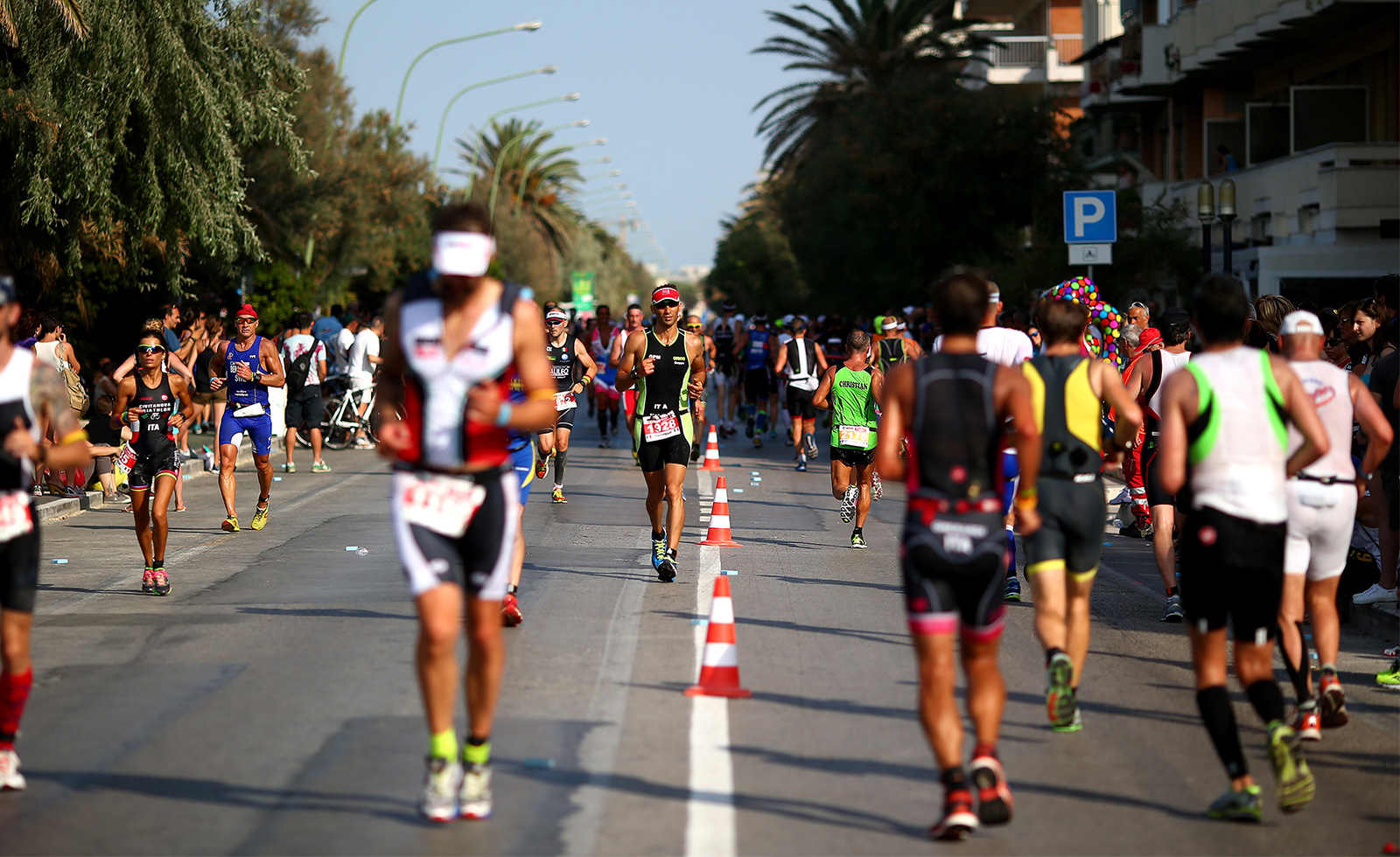 Pescara Camera Live : Ironman 70.3 italy a pescara ecco le novità per seguire gli atleti