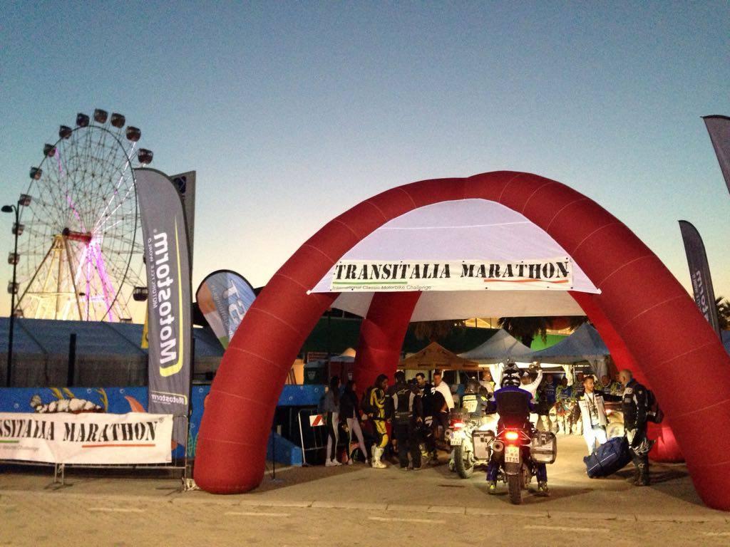 Pescara Camera Live : In 500 alla transitalia marathon di pescara: alberghi pieni per un